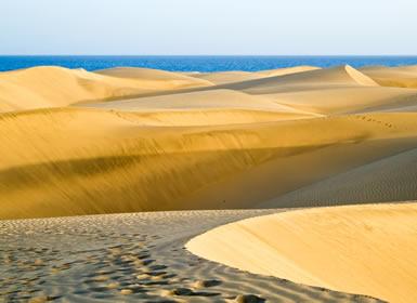 Tunísia: Deserto e Praias