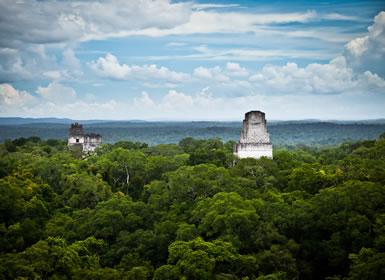 Guatemala e México: Altiplano, Tikal, Chiapas e Yucatán