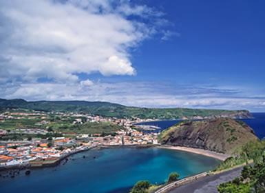 Açores: São Miguel, Faial e Ilha do Pico Completas