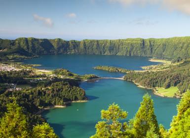 Açores: São Miguel, Faial, Terceira e Ilha do Pico Em Detalhe Ao Seu Gosto
