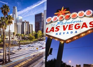 Escapadinha a Las Vegas e Los Angeles Ao Seu Gosto