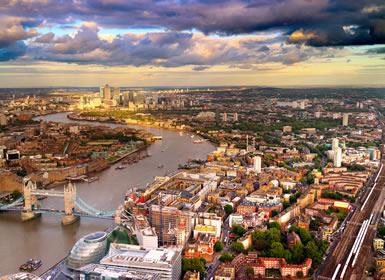 Londres, Bruxelas e Amesterdão Essenciais
