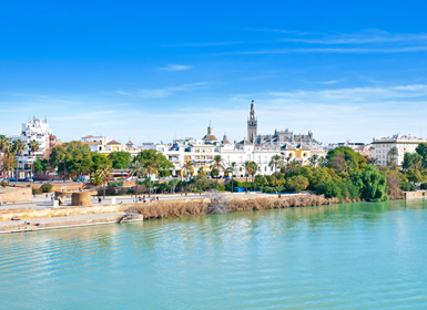 Espanha: Madrid, Sevilha e Barcelona de avião