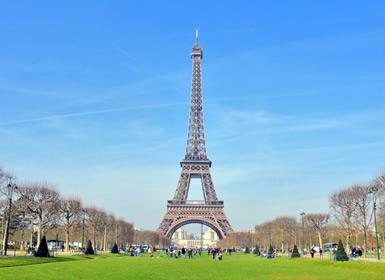 Barcelona, Madrid e Paris Completas