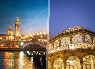 Madrid e Paris Essenciais