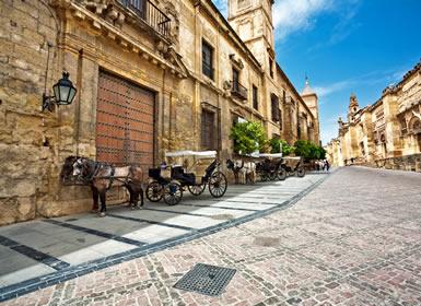 Espanha: Catalunha, Levante e Andaluzia