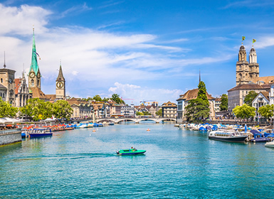 Itália, Suíça e Paris Em Detalhe