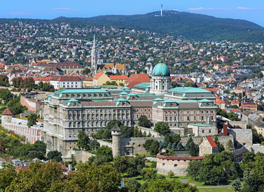 Europa Central: Budapeste e Praga de comboio