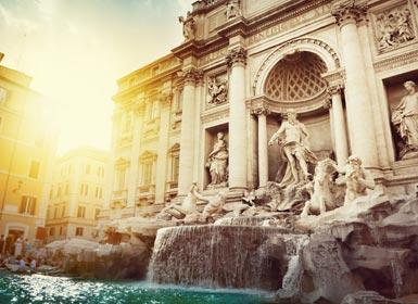 Itália: Milão, Veneza, Florença e Roma