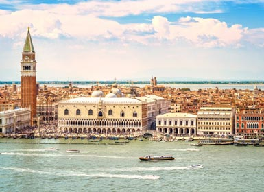 Itália: Veneza, Florença e Roma Essenciais Plus