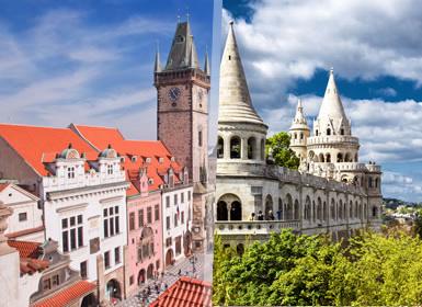 Budapeste, Viena e Praga Completos Ao Seu Gosto de comboio