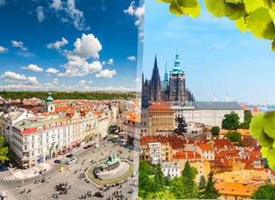 Berlim e Praga Essenciais Ao Seu Gosto de comboio