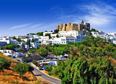 Atenas Completa e Cruzeiro de 3 Dias
