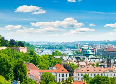 Europa Central: Berlim, Praga, Budapeste e Viena