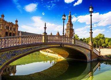 Espanha: Madrid e Andaluzia de Comboio