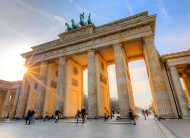 Europa Central: Berlim, Praga, Budapeste e Polónia