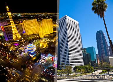 Los Angeles, Las Vegas e São Francisco Essenciais