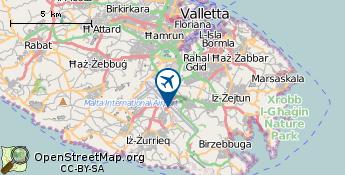 Aeroporto de Malta