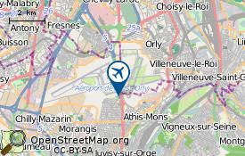 Aeroporto de Paris - Orly
