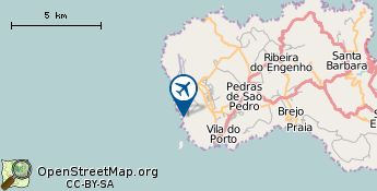 Aeroporto de Santa Maria