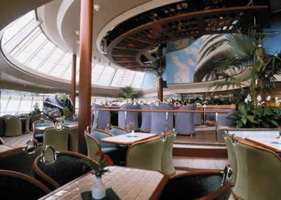 Foto 0 - Vision of the Seas - Cafetaria Windjammer