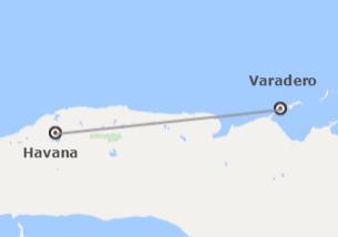 Cuba: Havana e Varadero
