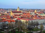 Voos Lisboa Vilnius , LIS - VNO