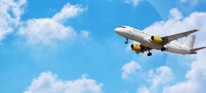 Viaje ao melhor preço com a Vueling.