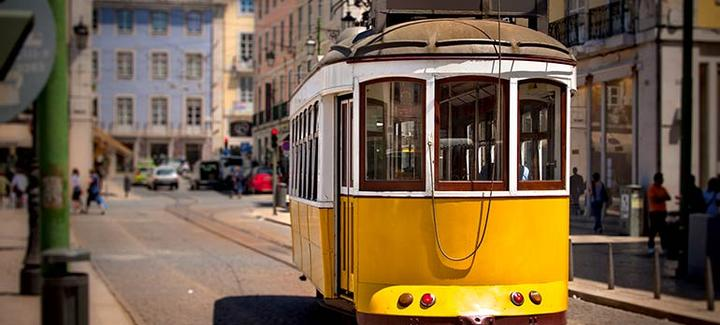 Melhor preço desde Amesterdao até Lisboa