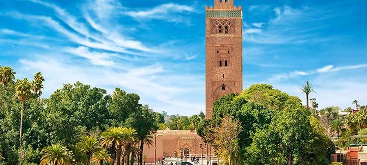 Melhor preço até Marrocos