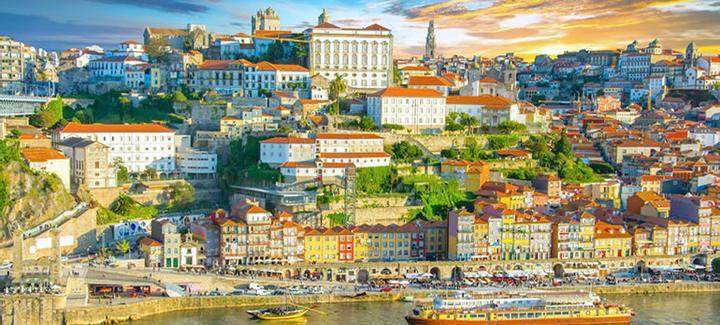 Voos baratos para Porto