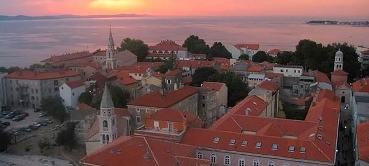 Voos baratos para Zadar