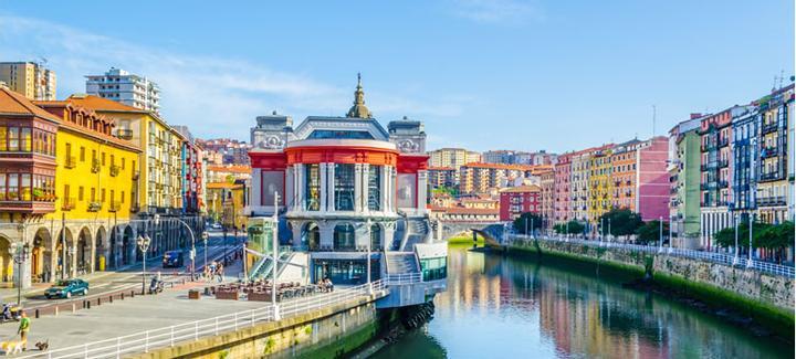 Melhor preço desde Porto até Bilbao