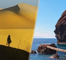 Espanha: Gran Canaria e Tenerife