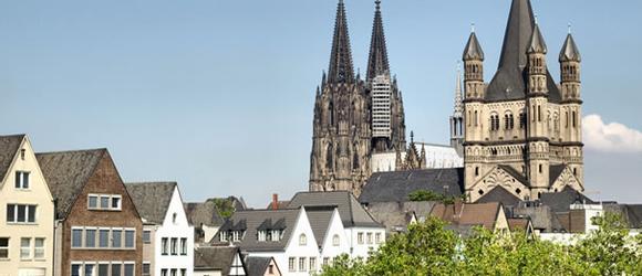 Hotéis em Colônia