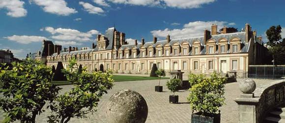 Hotéis em Fontainebleau