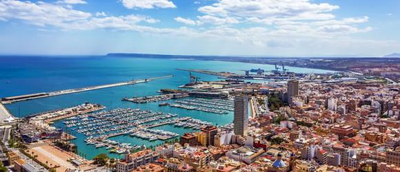 Hotéis em Alicante