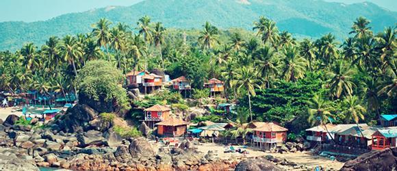 Hotéis em Goa