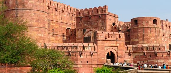 Hotéis em Agra
