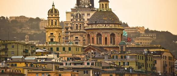 Hotéis em Génova