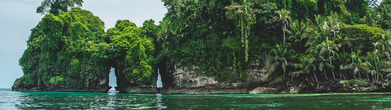 Costa Rica e Panamá: Costa Rica e Bocas del Toro, circuito com estadia em praia