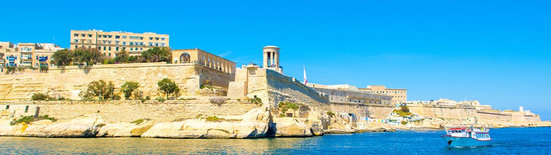 Malta: Percurso pelas Ilhas dos Cavaleiros da Ordem de Malta I, ao seu gosto de carro