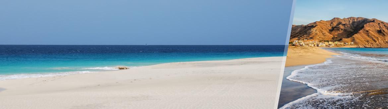 Cabo Verde: Sal e São Vicente, ao seu gosto com estadia em praia