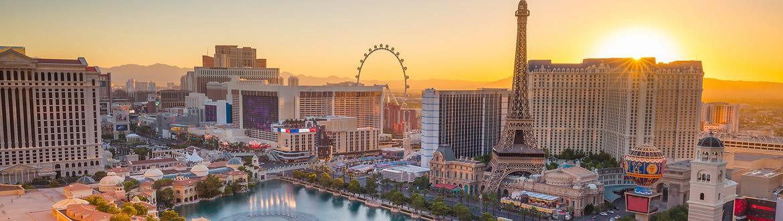 EUA: Nova Iorque, Las Vegas e Miami, ao seu gosto com estadia em praia
