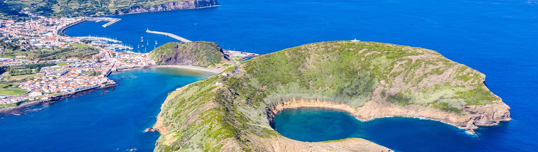 Açores: Rota pela Ilha de São Miguel, Faial e Terceira, ao seu gosto de carro