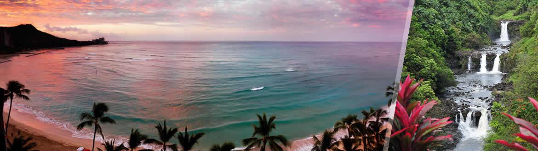 Havai (EUA): Honolulu e Havai, ao seu gosto com estadia em praia