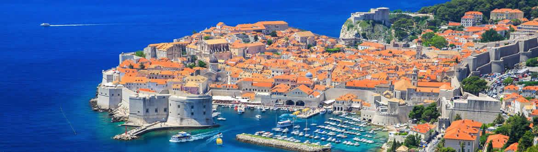 Croácia: De Zagreb a Dubrovnik, circuito clássico