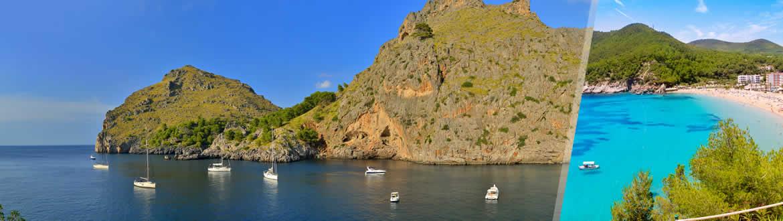 Espanha (Ilhas Baleares): Maiorca e Ibiza, ao seu gosto flexível em noites