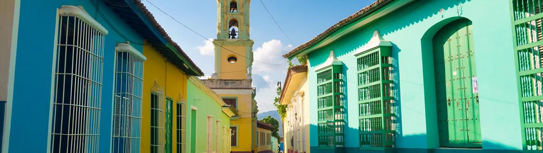 Cuba: Havana, Cienfuegos, Trinidad e Santa Clara, estadia e circuito