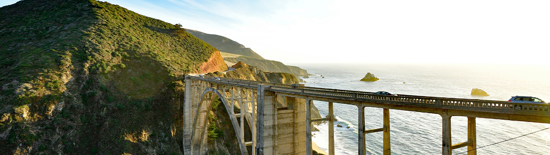 EUA: Percurso pela Costa da Califórnia, de Los Angeles a São Francisco, ao seu gosto de carro